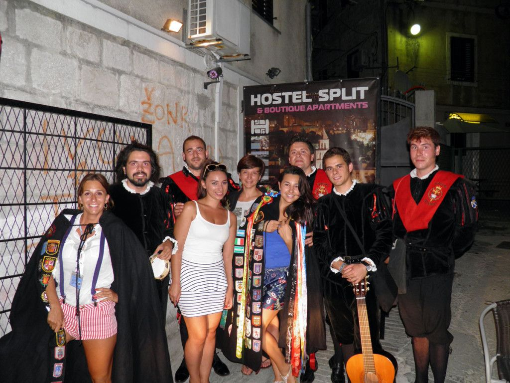 About team Hostel Split 6